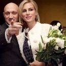 Гоша Куценко стал отцом в третий раз: супруга артиста Ирина Скриниченко родила дочь