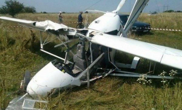 Началась проверка по факту жесткой посадки самолета под Саратовом