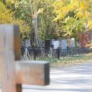 В селе на Алтае пьяный мужчина разгромил кладбище