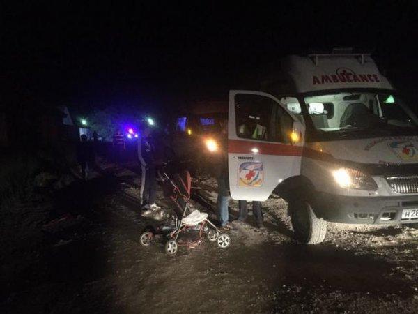 В Бурятии пьяный водитель на внедорожнике сбил пять человек