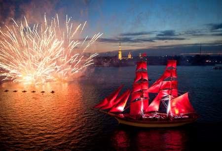 «Алые паруса» 2017: дата проведения, как попасть на праздник