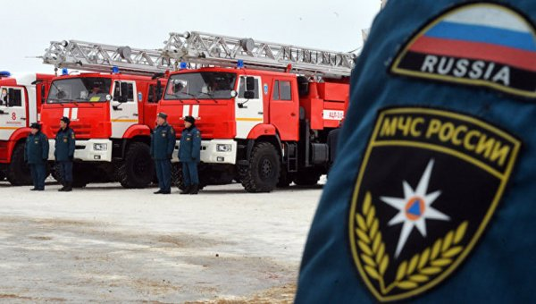 В Петербурге на Конной улице огонь уничтожил квартиру