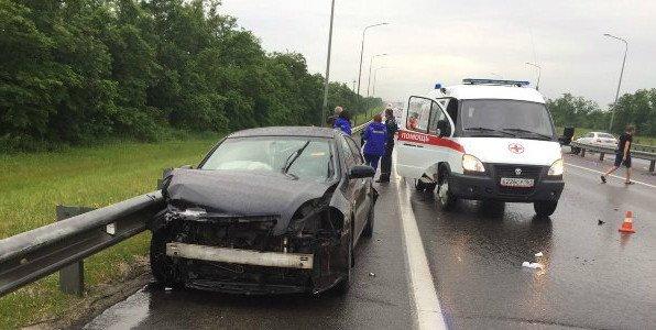 Под Ростовом двое детей стали жертвами трагической автокатастрофы