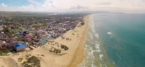 В районе побережья Анапы зафиксировали землетрясение