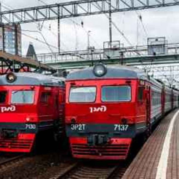 В Московской области пешеход попал под поезд