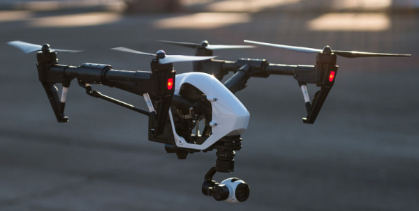 В СИЗО Новосибирска передачу незаконных предметов пытались провести с помощью дрона