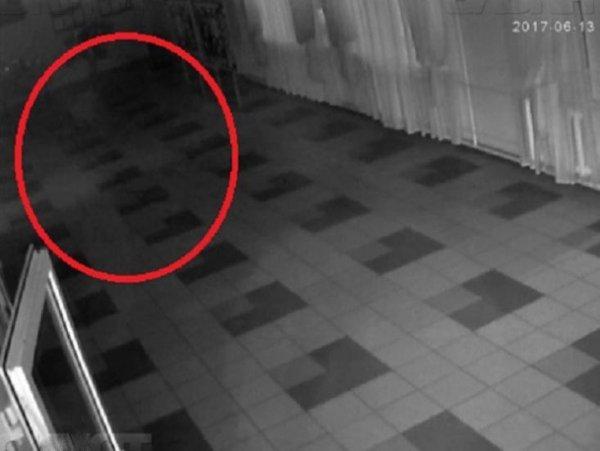 В школе в Воронежской области обнаружили НЛО-призрак