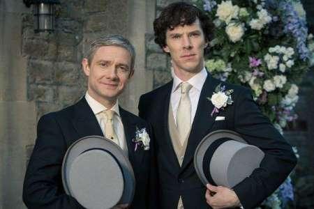 Сериал «Шерлок» пятый сезон: Сценарист Стивен Моффат рассказал о продолжении сериала