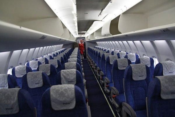 Хмельной пассажир устроил часовую драку на самолете Москва – Анталья