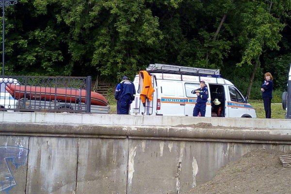 В Перми возле Коммунального моста обнаружен труп мужчины