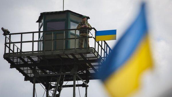 Госпогранслужба Украины уведомила о задержании двух пограничников ФСБ