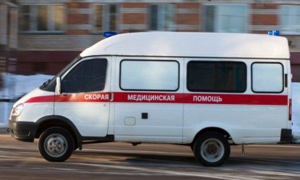В Подмосковье в аварии с автобусом пострадали шесть человек