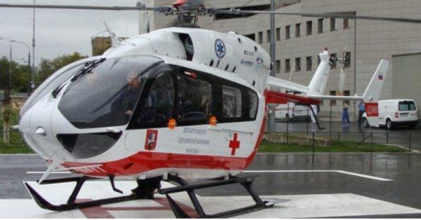 В Москве госпитализировали двух детей после аварии на Каширсском шоссе