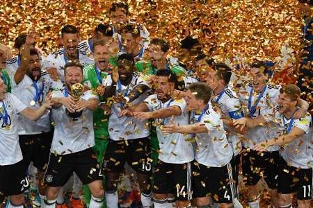 Сборная Германии выиграла Кубок Конфедераций 2017: видео голов, обзор матча