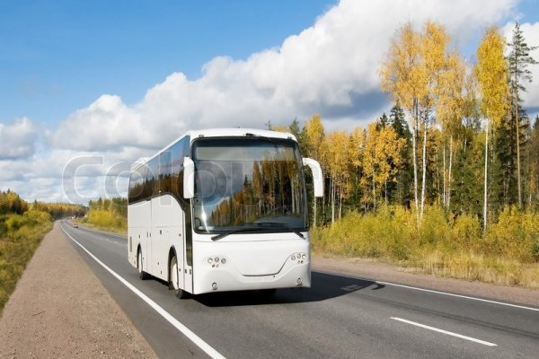 В Дагестане упал в кювет пассажирский автобус
