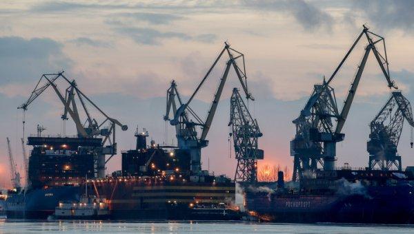 «Балтийский завод» сообщил о задымлении