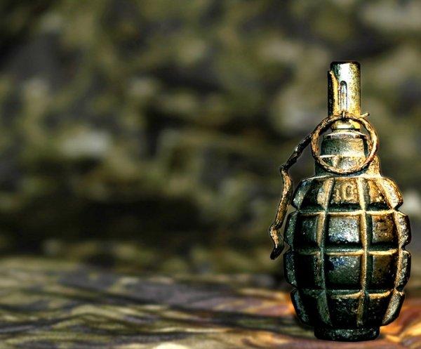 В Москве возле остановки нашли гранату