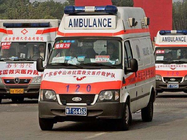 В Китае в ДТП с автобусом погибли 19 человек