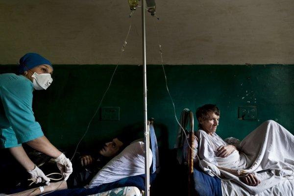 Жительницу Петербурга через суд заставят лечиться от туберкулеза