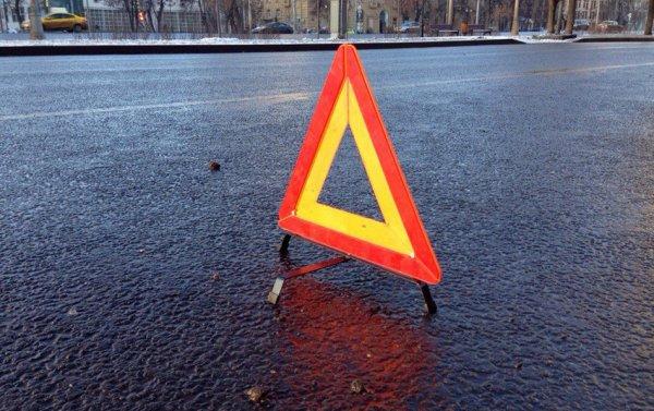 В аварии с пассажирским автобусом в Волгоградской пострадали семь человек