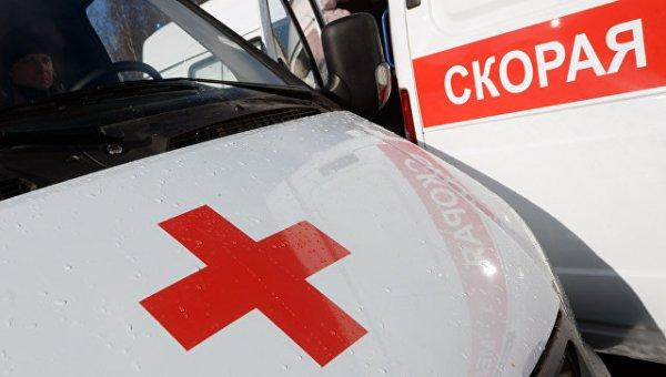 В Тюмени из-за ДТП с автобусом госпитализировали 8-летнюю школьницу