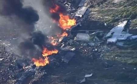 В США в штате Миссисипи потерпел крушение военный самолет КС-130, погибли 16 человек. ФОТО, ВИДЕО