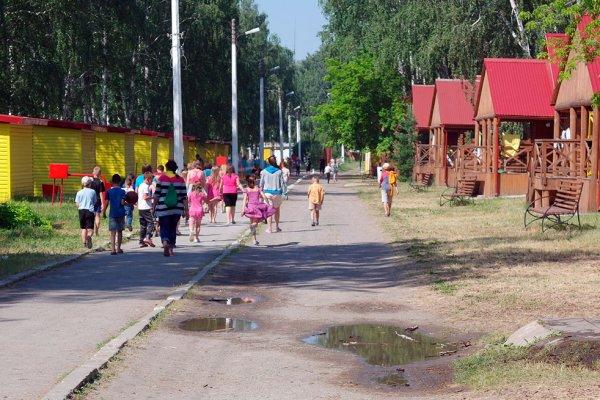 В Челябинской области произошло массовое заболевание детей в лагере