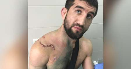 Боец ММА Расул Мирзаев попал в больницу