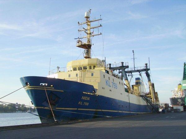 На борту российского траулера «Капитан Сулимов» из-за угарного газа погибли четыре человека