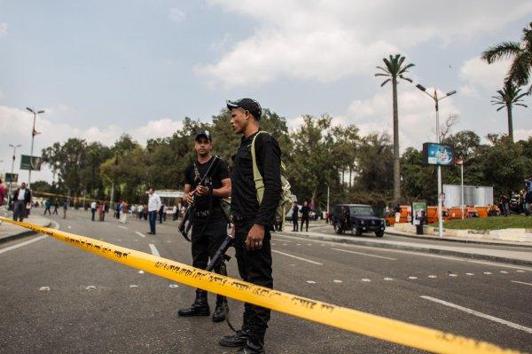 Совершивший нападение в Хургаде мужчина контролировался ИГ