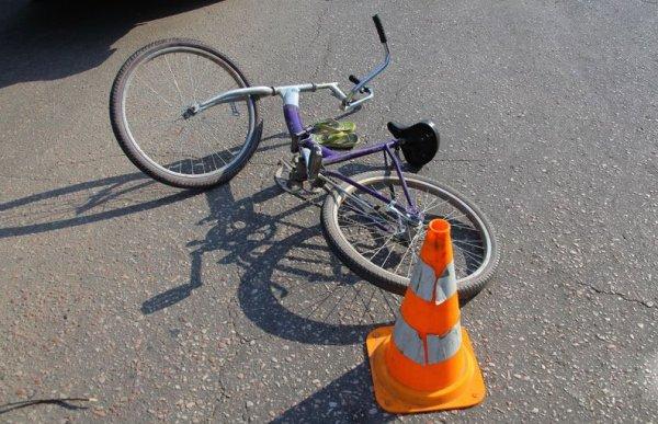 Иномарка сбила семилетнего велосипедиста в Воронежской области
