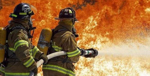 МЧС: В двух районах Кубани объявлена  пожароопасность 5 класса