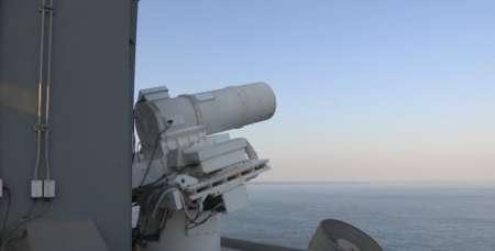 США провели испытания лазерного оружия в Персидском заливе. ВИДЕО