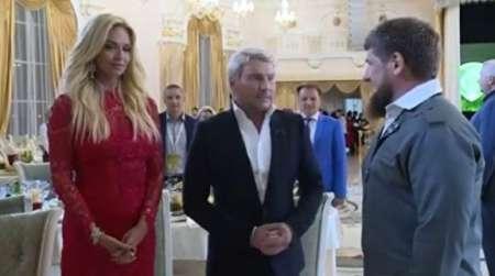Виктория Лопырева выходит замуж за Николая Баскова в Грозном