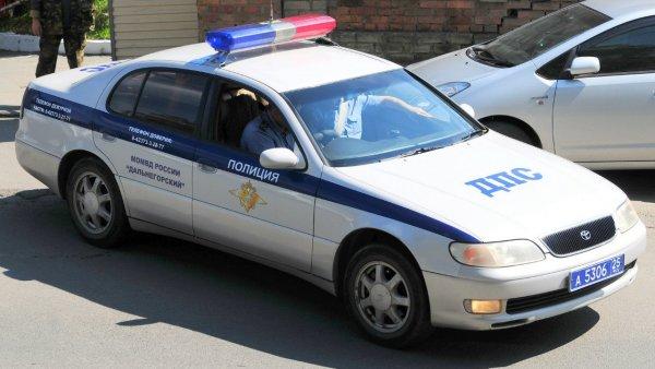 Двое правоохранителей пострадали в результате ДТП на севере Москвы