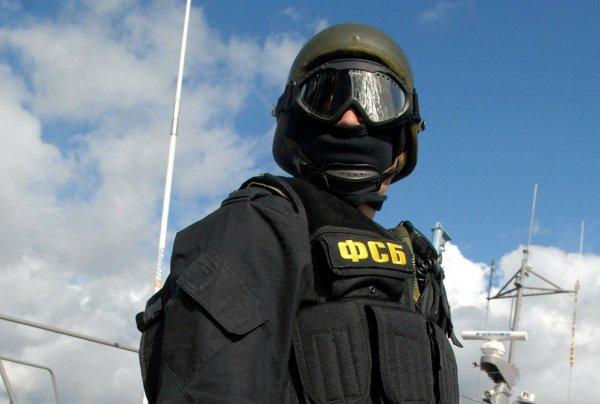 В московском научном центре НАМИ проводит обыск ФСБ