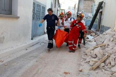 Сильное землетрясение магнитудой 6,7 произошло у берегов Турции и Греции 21 июля. ФОТО, ВИДЕО