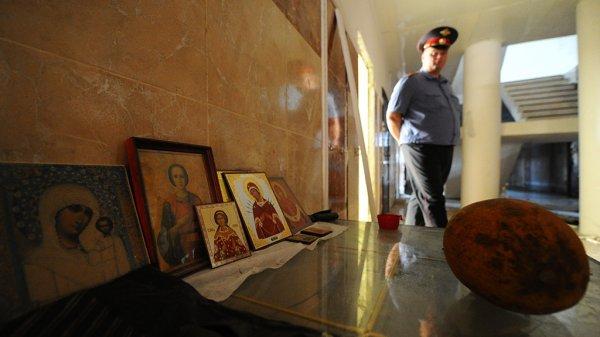 В Москве вор год прятался от полиции в церкви, замаливая грехи