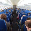 Драка в самолете Москва-Анапа завершилась арестом на семь суток