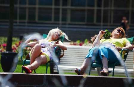 Прогноз погоды в Москве: в столицу идет настоящая жара