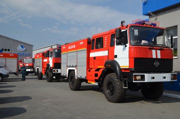 При возгорании в жилом доме под Челябинском погибли четверо детей