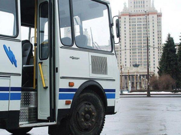 В Норильске автобус несколько метров протащил зажатую дверьми четырехлетнюю девочку