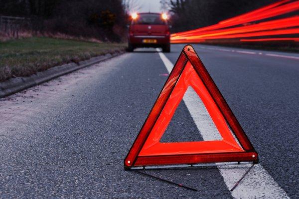 В Ставропольском крае в аварии с внедорожником погибли два человека