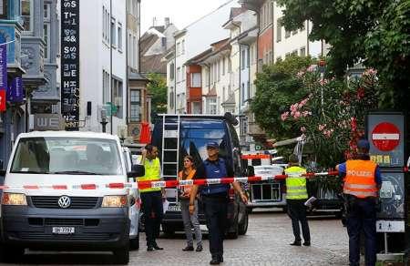 Неизвестный напал с бензопилой на прохожих в Швейцарии в городе Шаффхаузен 24 июля: ранены 5 человек. ФОТО, ВИДЕО