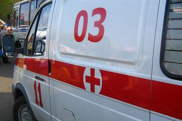 В Саратове водитель автобуса уснул и врезался в грузовик