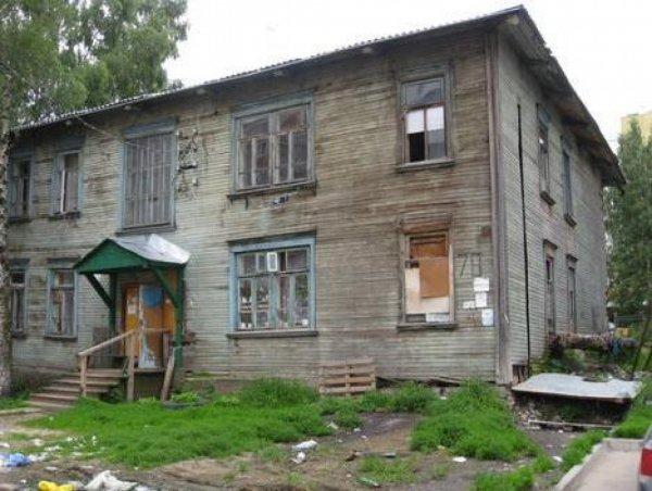 Дом в Саратовской области признали аварийным из обрушившихся перегородок