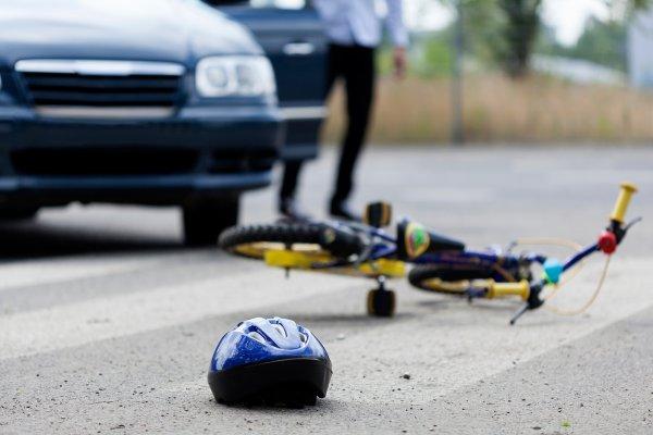 Пожилой велосипедист в Смоленске попал в ДТП с Audi