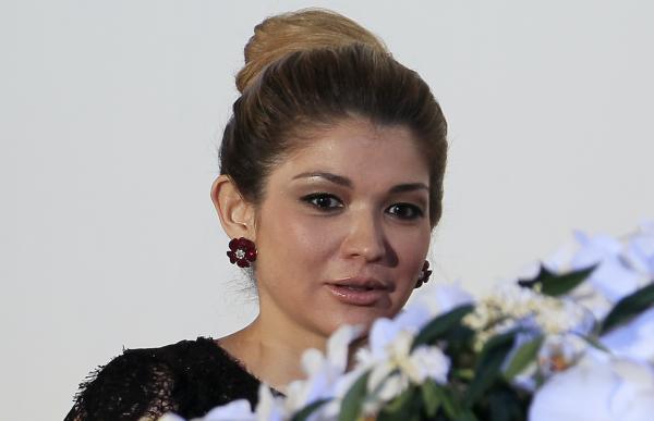 В Узбекистане арестовали дочь бывшего президента страны Гульнару Каримову
