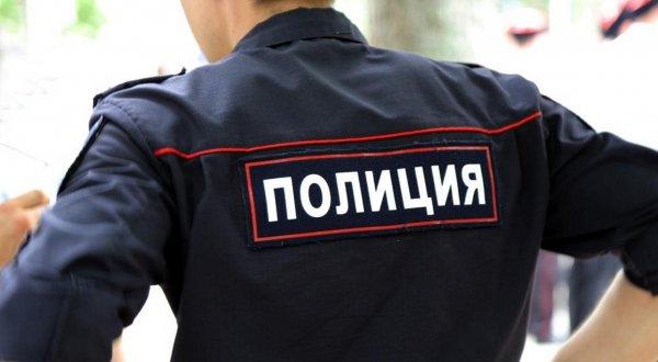 В Петербурге неизвестными ограблен интим-магазин