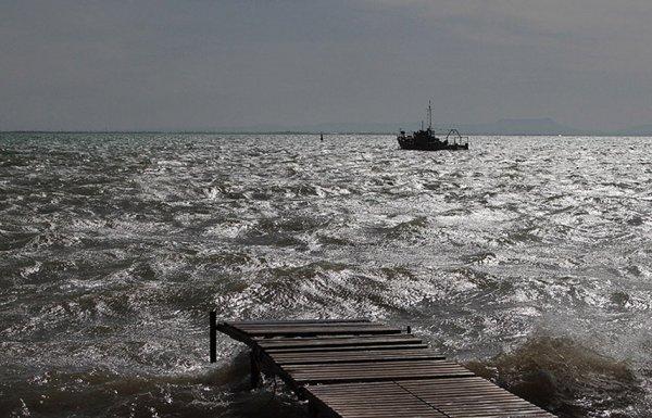 В Крыму потерпел крушение сухогруз